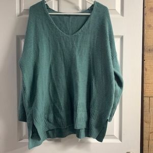 Charolette Russe Oversized Sweater